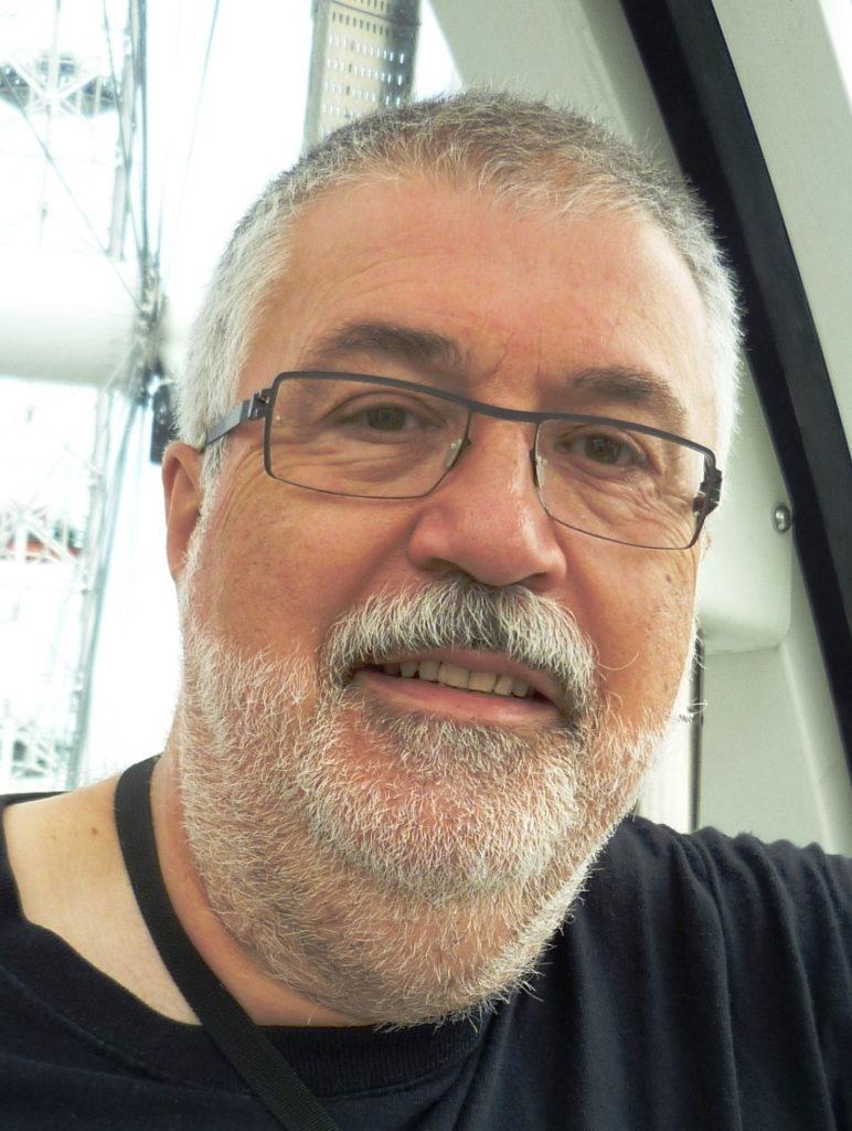Spielleiter Jürgen Erdmann