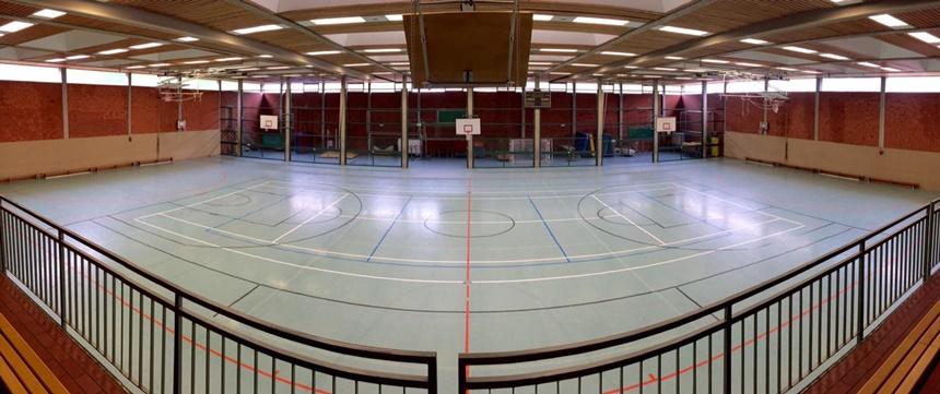 Hallen im Basketballkreis Paderborn