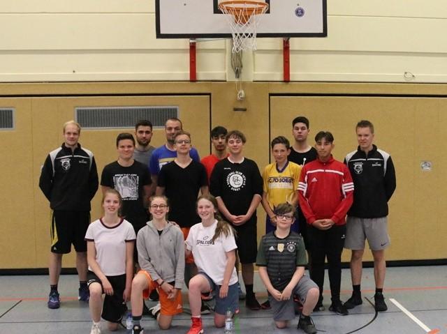 Neue Schiedsrichter für den Basketballkreis post thumbnail image